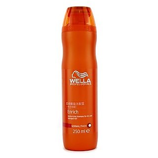 Wella Professionals Enrich Moisturising Shampoo 250ml