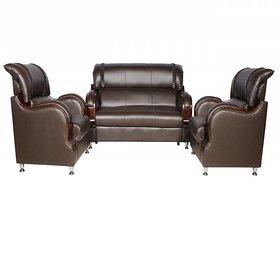 furniture4U - Elzada Five Seater Sofa Set 3+1+1