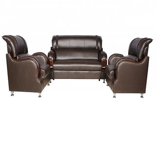 Buy Furniture4u Elzada Five Seater Sofa Set 3 1 1 Online
