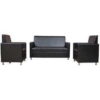 furniture4U - Lifestyle Cameo Five Seater Sofa Set 3+1+1