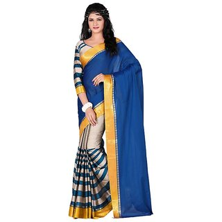 kanak new designer cotton saree