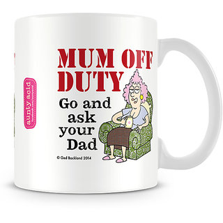 Aunty Acid - The OFF Duty Mom Mug