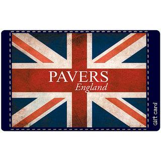 Pavers England Gift Card