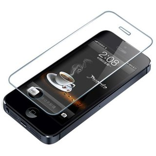 Tempered Glass Screen Protector for Apple iPhone 5/5S/5C