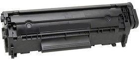 ZILLA 12A Black / Q2612A Toner Cartridge - HP Premium Compatible