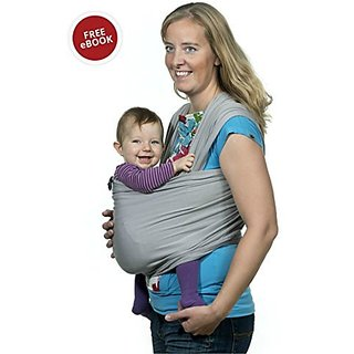 Best Baby Sling Carrier By Eliclaire 1 Style Baby Wrap Carrier In
