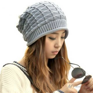 Modo Vivendi Winter Caps Knitted Woolen Hats For Women Stylish Lifestyle Cap