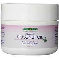 Nature's Bounty Optimal Solutions Coconut Oil, 7 Ounces
