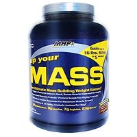 MHP, Up Your Mass Weight Gainer, Chocolate Coconut Maca