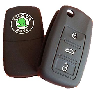 Shop Skoda Car Key Cover Online Shopclues