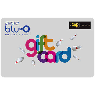 PVR bluO Gift Card