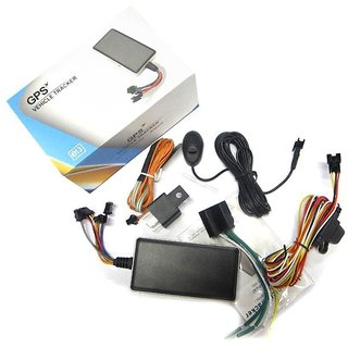 Buy Sana BW08 GPS Tracker with Server and Sim for Bike,Car,Bus,Truck