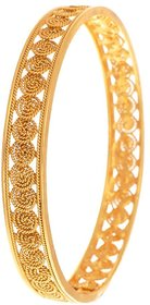 YouBella Gold Plated Bangles For Women And Girls