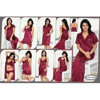 bc66f53041 Sleep Robe Set 12pc Bra Panty Spaghetti Top Skirt Gown Shorts Robe Babydoll  Sleep Shirt Pajama