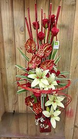 Roy Artifical Florist Flower Bouquet