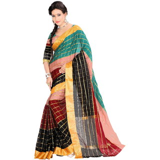 kanak new styles cotton saree