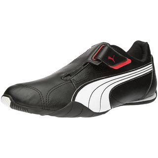 37e86b05a063 Buy Puma Redon Move Men S Black   White Velcro Running Shoes Online ...