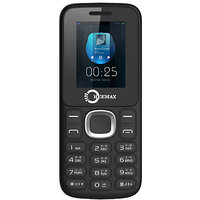 Heemax M3 Basic Feature Mobile Phone With FM Radio-Blac