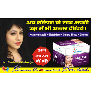 Skin Whitening Ageless Cream