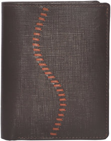 Tamanna Men Brown, Tan Genuine Leather Wallet  (6 Card Slots)