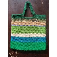 Ladies Bag Market Bag Crochet Purse Gift  Hand  Made