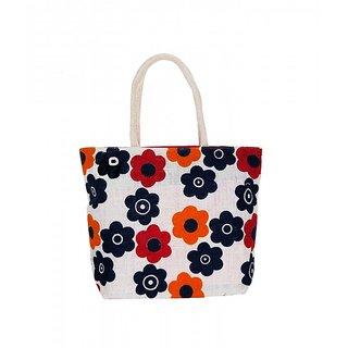 Women's designer Shoulder Jute Bag