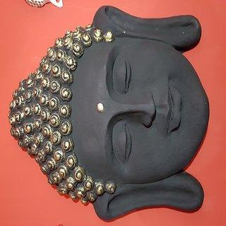 Buddha Face Wall Hanging Decor