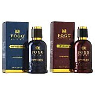 Fogg Scent Impressio Xpressio (100 Ml Each) - For Men