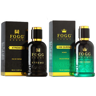 Fogg Scent Xtremo I Am Queen (100 Ml) - For Men Women