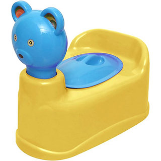 Gold Dust's Baby Traning Potty Seat - Yellow