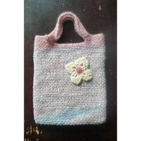 Ladies Bag Market Bag Crochet Purse Gift  Hand  MadeGr