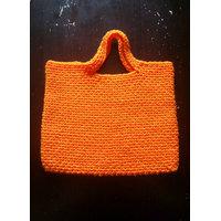 Ladies Bag Market Bag Crochet Purse Gift  Hand  MadeO