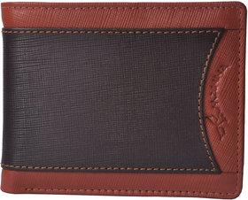 Tamanna Men Tan, Brown Genuine Leather Wallet  (3 Card Slots)