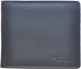 Tamanna Men Brown Genuine Leather Wallet  (4 Card Slots)