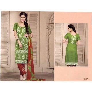 Neelam Collection Women's Georgette Salwar Suit Dress Material