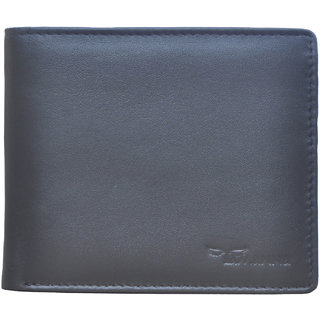 Tamanna Men Brown Genuine Leather Wallet  4 Card Slots