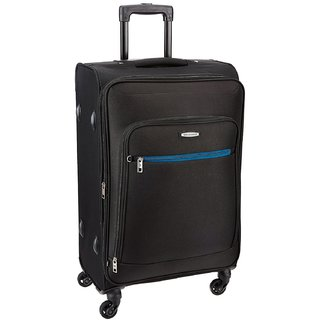 ff2540a8c17 Buy Skybags Aristocrat Medium (61Cm-69Cm) 4 Wheel Soft Black Luggage ...