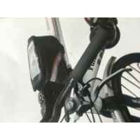 Bicycle top tube frame bag 5.5