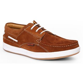 Red Chief Rust Men Sneaker Casual Leather Shoes (RC1363A 022)