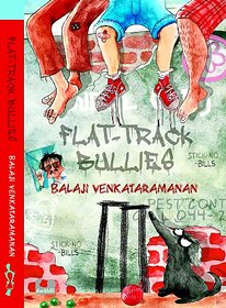 Bookstop Flat-Track Bullies