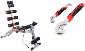 ibs 22 in 1 heavy duty imported six pack care gym ab fitness body gym rocket twister home zone flex king pro six pack ab