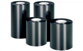 Wax Ribbon Color Black Ribbon Size 85mm