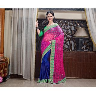 Hot & Trendy Designer Saree