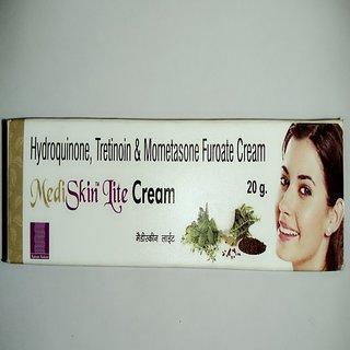 Medi Skin Lite Cream for spots Acne 20 gm each