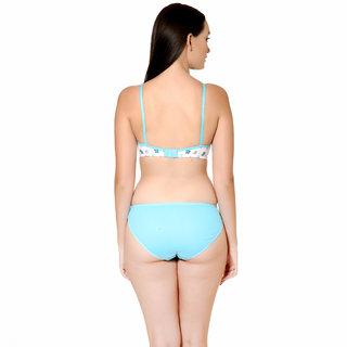 3553b1de80e23 Buy Cotton hosiery set of bra panty Online   ₹399 from ShopClues