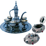Royal Wine Set N Get Gemstone Ash Tray