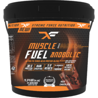Muscle Fuel Anabolic - Rich Chocolate - 10 Lbs