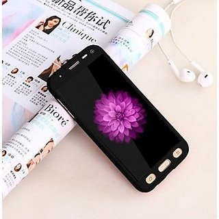 new concept 539d9 1e577 360 degree full body protection front back case cover for samsung J7(6) 2016