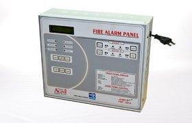 2 Zone Fire Alarm Panel