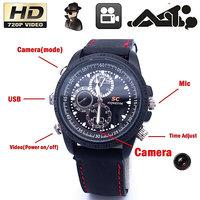 Sport Spy Wrist Watch Camera Hd